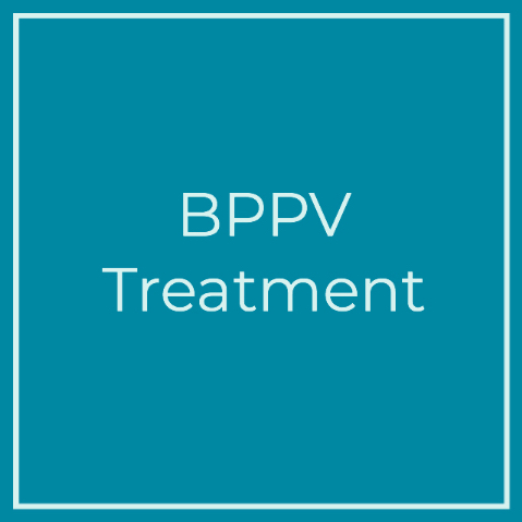 BPPV treatment tile