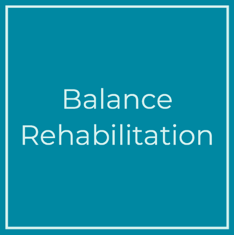 Balance rehabilitation tile