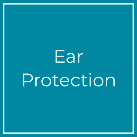 Ear protection tile