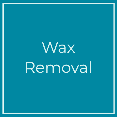 Wax removal tile