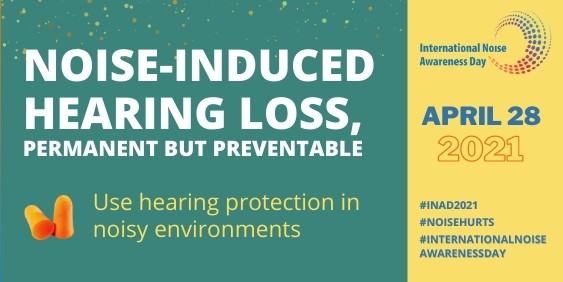 Noise induced hearing loss though preventable is permanent image