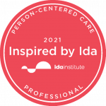 IDA professional badge